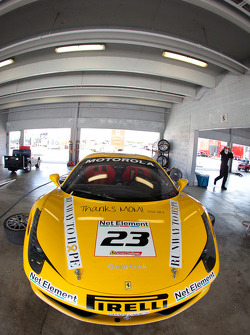 #23 Ferrari of Central Florida 458TP
