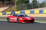 #20 Sofrev ASP Ferrari 458 Italia: Jean-Luc Beaubelique; Ludovic Badey