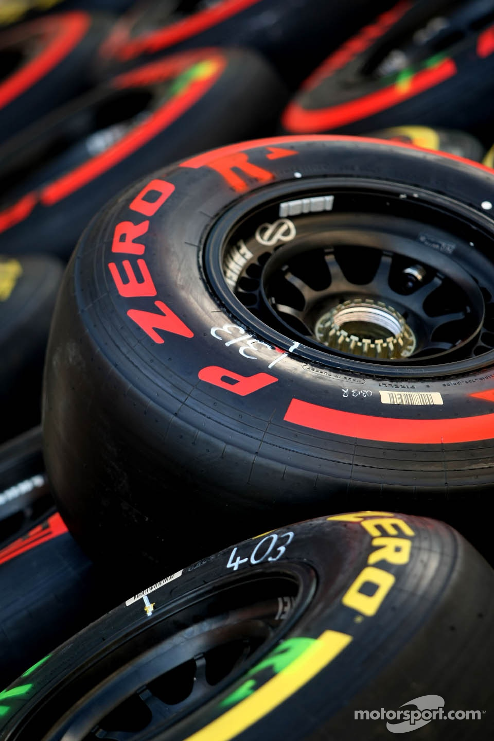 Pirelli tires