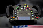 #0 Nissan Delta Wing Delta Wing Project 56 Nissan steering wheel