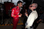 Dario Franchitti and Marino Franchitti