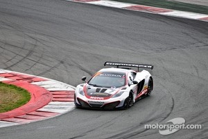 #7 Hexis Racing McLaren MP4-12C