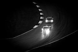 #02 Extreme Speed Motorsports Ferrari F458 Italia: Ed Brown, Guy Cosmo, Anthony Lazzaro, #3 Corvette Racing Chevrolet Corvette C6 ZR1: Jan Magnussen, Antonio Garcia, Jordan Taylor