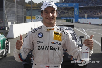 Third place Bruno Spengler, BMW Team Schnitzer BMW M3 DTM