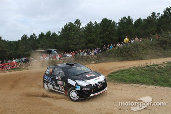 Davide Catania and Fabio Salis, Citroën DS3