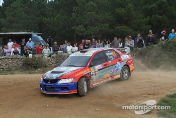 Francesco Marrone and Sebastiano Colla, Mitsubishi Evo IX