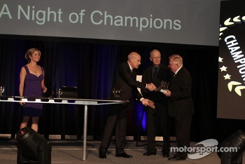 Scott Atherton, Jim France and Don Panoz