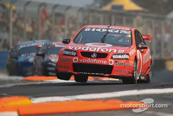 Jamie Whincup and Sbastien Bourdais, Team Vodafone