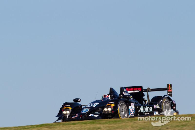 #055 Level 5 Motorsports HPD ARX-03b HPD: Scott Tucker, Dario Franchitti, Marino Franchitti