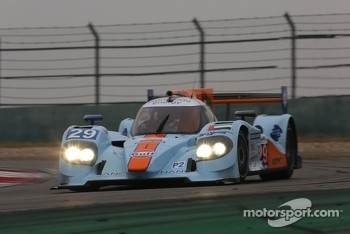 #29 Gulf Racing Middle East Lola B12/80 Coup - Nissan: Fabien Giroix, Keiko Ihara, Jean-Denis Deletraz