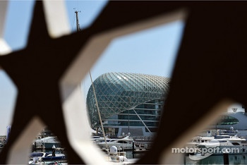 The Yas Viceroy Abu Dhabi Hotel