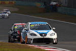 Fernando Monje, SEAT Leon WTCC, SUNRED Engineering and Tom Boardman, SEAT Leon WTCC,  Special Tuning Racing