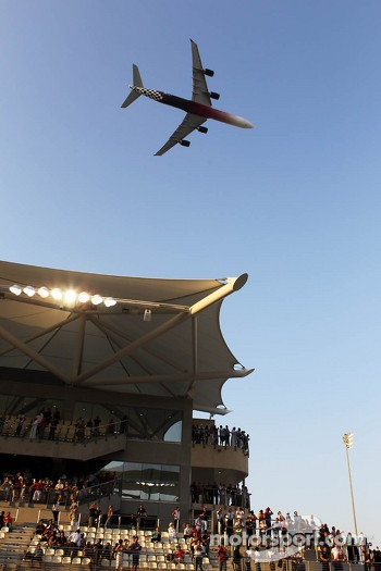 Etihad fly over