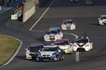 Alberto Cerqui, BMW 320 TC, ROAL Motorsport andd Tiago Monteiro, Honda Civic Super 2000 TC, Honda Racing Team Jas