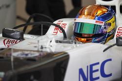 Esteban Gutierrez, Sauber Third Driver