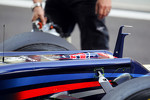 Red Bull Racing chassis detail
