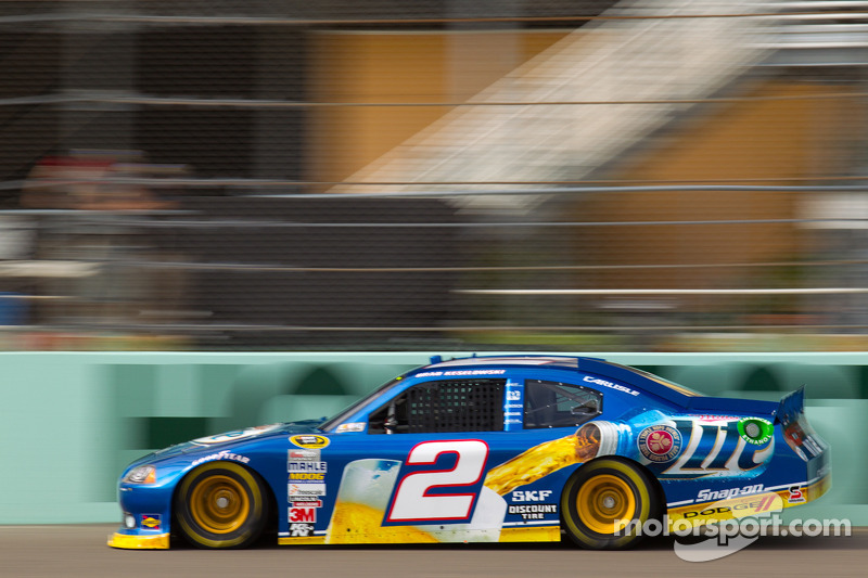 Brad Keselowski, Penske Racing Dodge