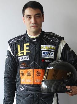 Celio Alves Dias, Chevrolet Lacetti, China Dragon Racing