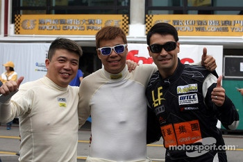 Eurico de Jesus, Honda Accord Type-R, Five Auto Racing Team, Felipe C