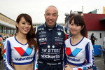 Tom Coronel, BMW 320 TC, ROAL Motorsport and Grid Girls
