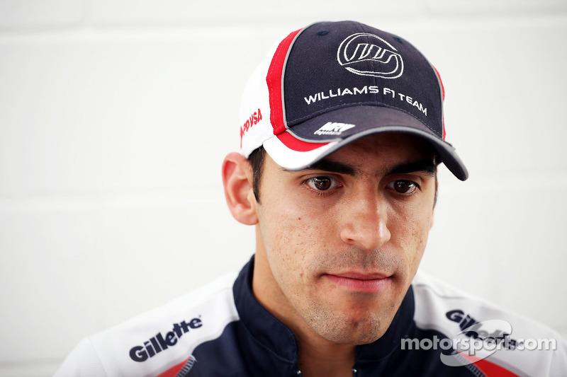 Pastor Maldonado, Williams