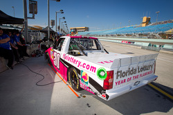 Truck of Nelson A. Piquet, Turner Motorsports Chevrolet