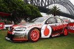 Team Vodafone unveil special livery for final race of 2012