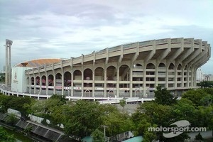 Rajamangala National Stadium in Bangkok