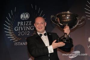 FIA World Touring Car Championship - Robert Huff