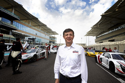 Andrea Ficarelli, race director