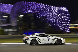 #21 Barwell Motorsport Aston Martin Vantage: Mark Lemmer, Jan Andersen, Geoff Kimber-Smith, Tom Kimber-Smith