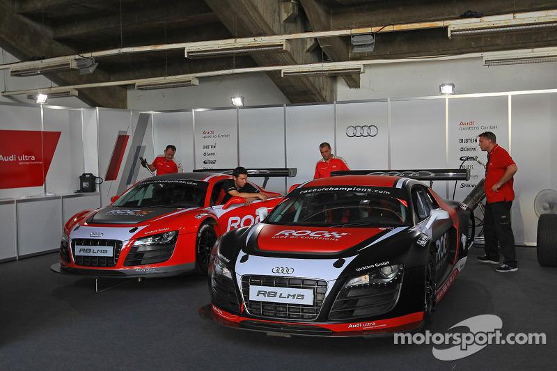 The ROC Audi R8