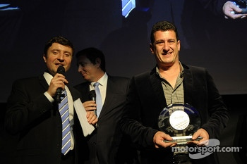 LMP2 champion Enzo Potolicchio, Starworks