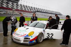 #32 Konrad Motorsport/Orbit Porsche GT3: Michael Christensen, Christian Englehart, Nick Tandy