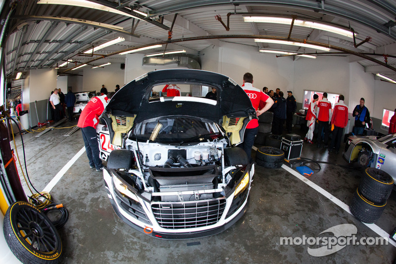#24 Audi Sport Customer Racing/AJR Audi R8 Grand-Am