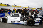 Michael Shank talks about the new Michael Shank Racing Ford EcoBoost car