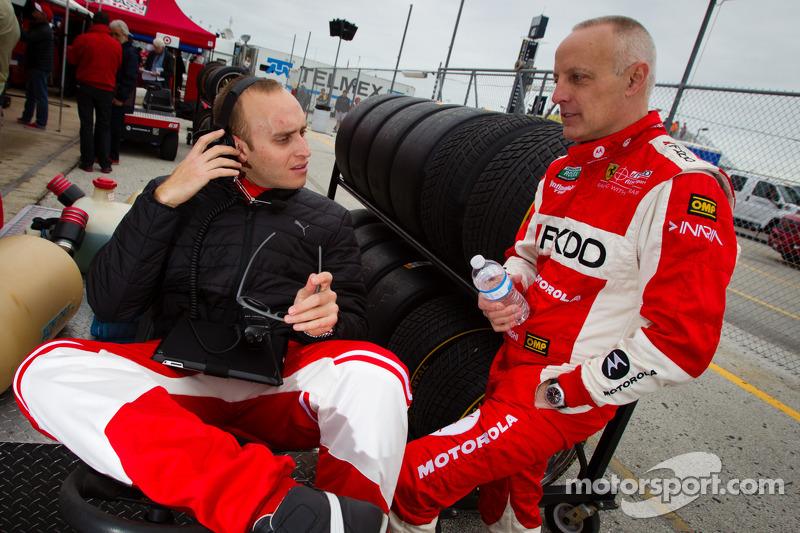 Jeff Segal and Nick Longhi