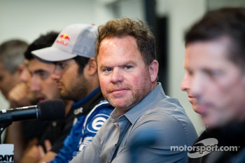 Michael Shank Racing press conference: Michael Shank