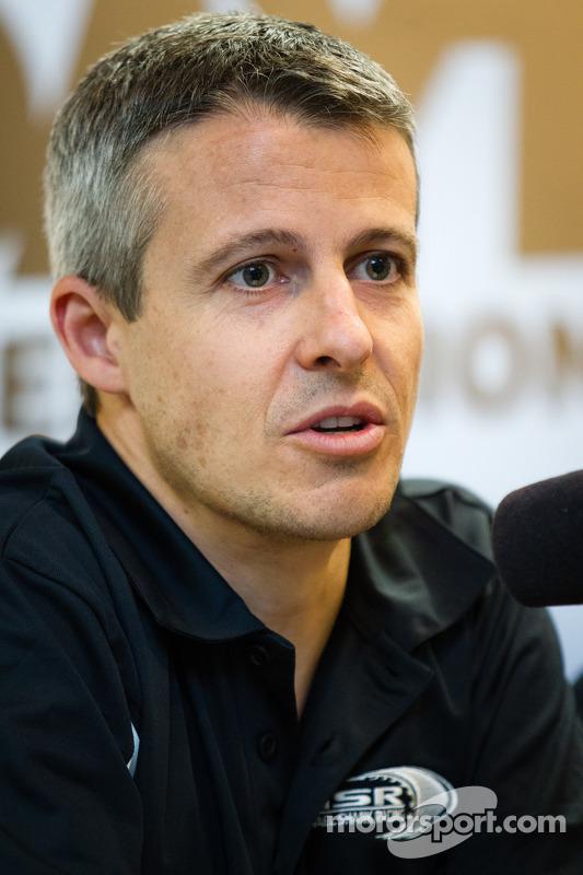 Michael Shank Racing press conference: Chris Cumming