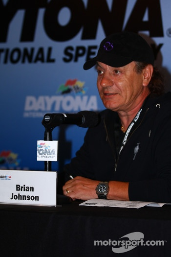 Brian Johnson - #50 Highway to Help BMW Riley