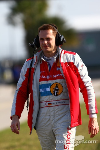 Marc Basseng - #52 Audi Sport Customer Racing/APR Motorsport Audi R8 Grand-Am