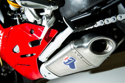 Termignoni Exhaust on the Ducati 1199 Panigalle