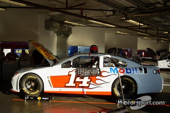 Car of Tony Stewart, Stewart Haas Racing Chevrolet