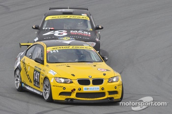 #141 Bonk Motorsport BMW M3 GT4: Henry Walkenhorst, Ralf Overhaus, Wolf Silvester, Emin Akata