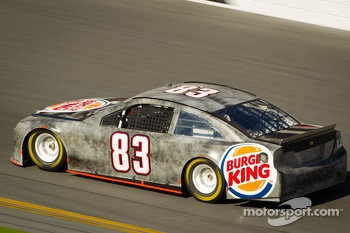 Travis Kvapil and David Reutimann, BK Racing Toyota