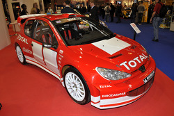 Richard Burns WRC Peugeot 206