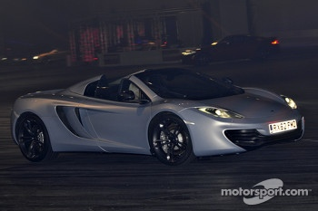 McLaren in the live action arena