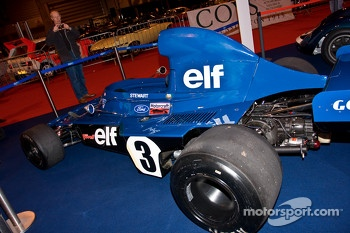 Jackie Stewarts 006 Tyrrell F1 car