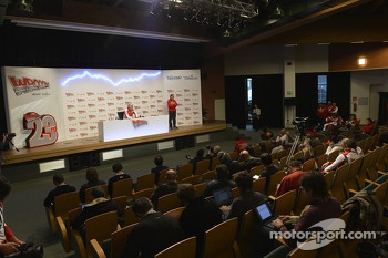 Ducati press conference