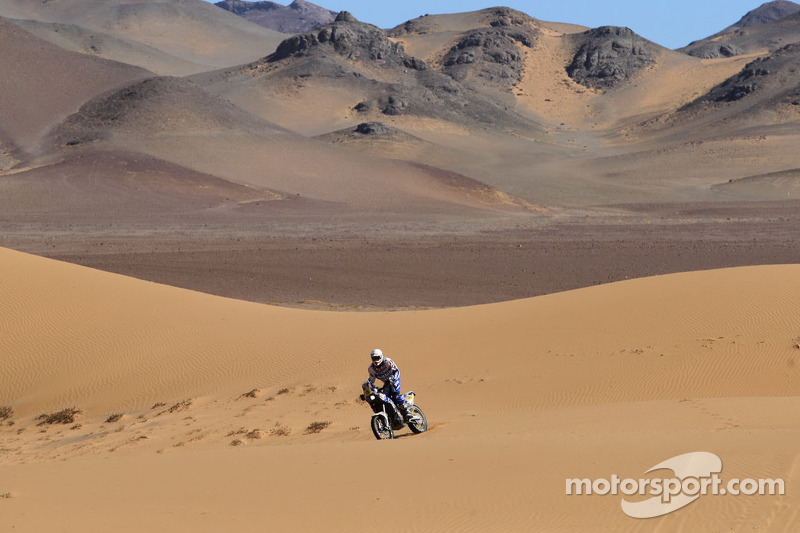 #15 Yamaha: Frans Verhoeven